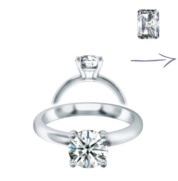 choose your center diamond