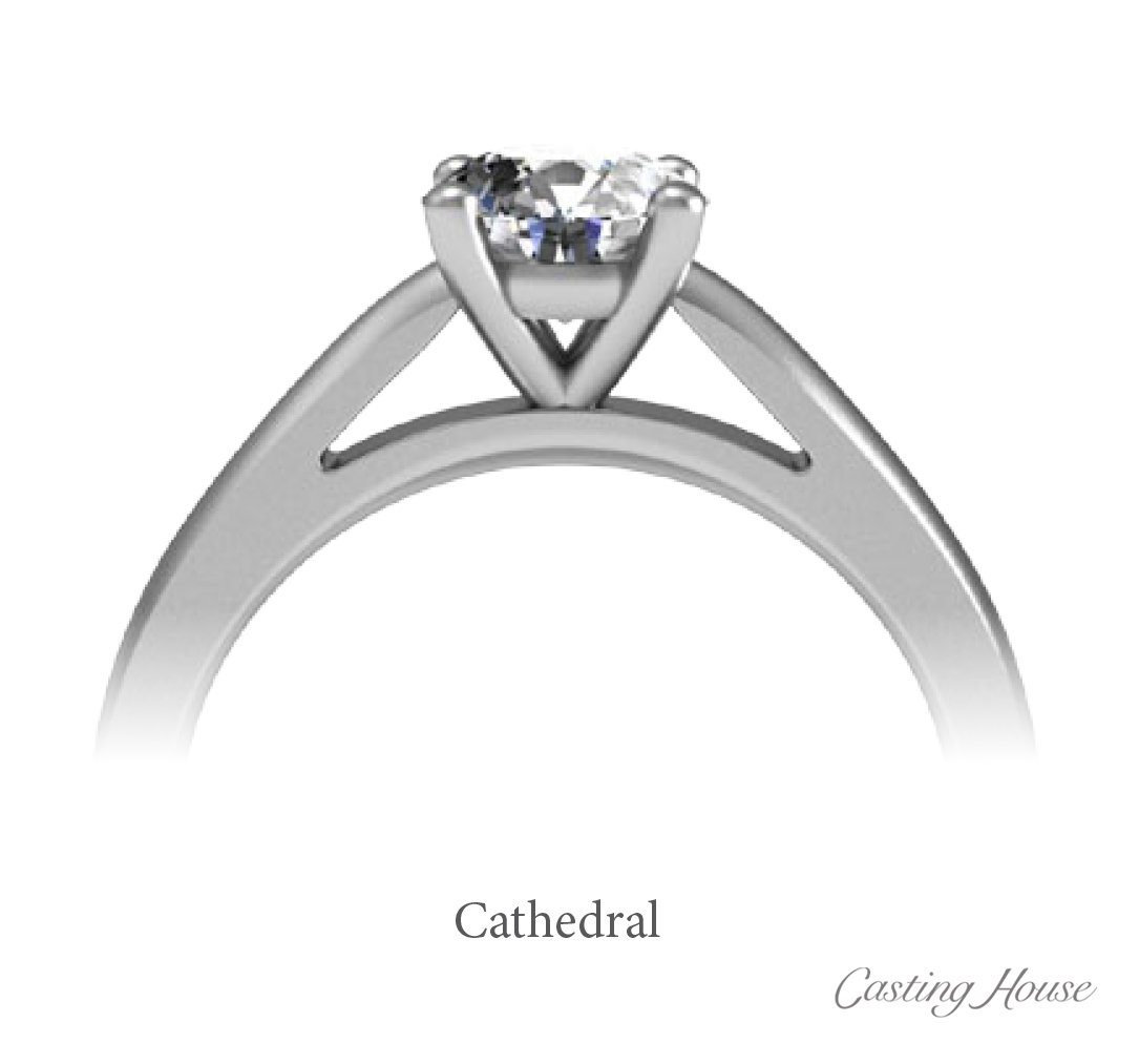 cathedral ring design