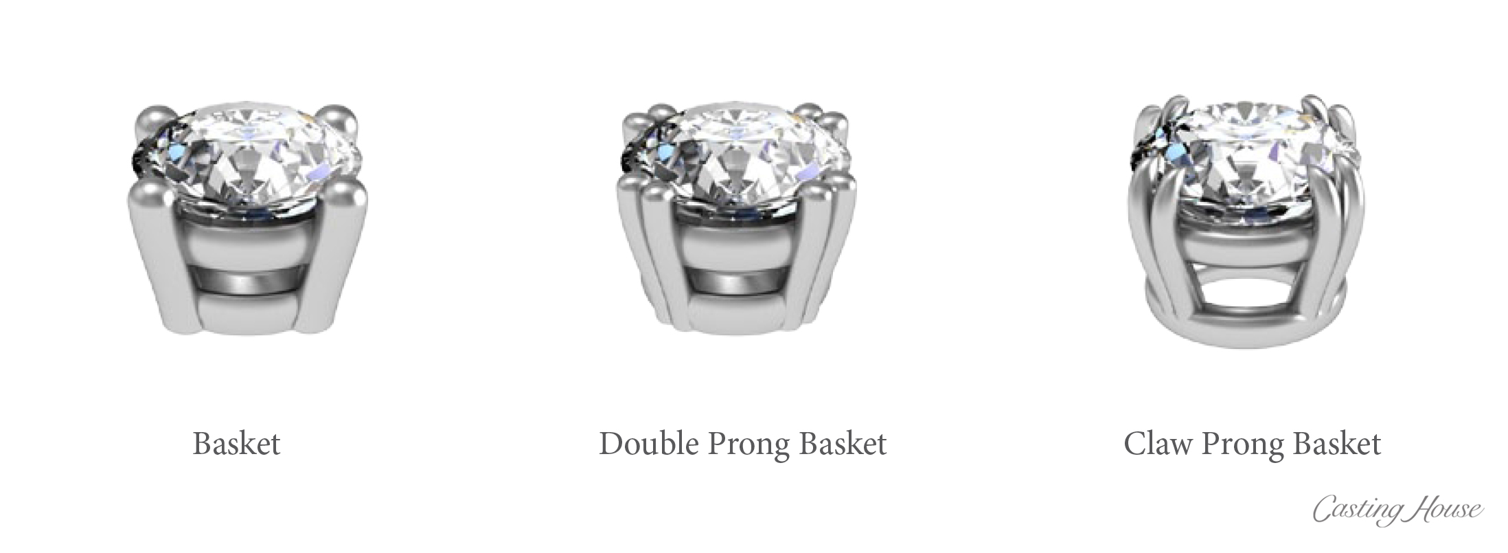 Engagement Ring Setting Amp Style Guide Casting House